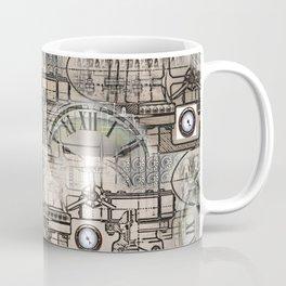 Steampunk Industry Coffee Mug