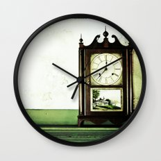 12:37 Plantation Time Wall Clock