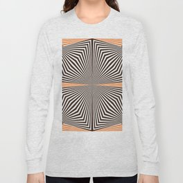 Orange #451 Long Sleeve T-shirt
