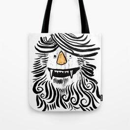 Monstah Tote Bag