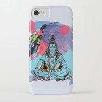 shiva iPhone & iPod Cases featuring Shiva by SACreativeTO