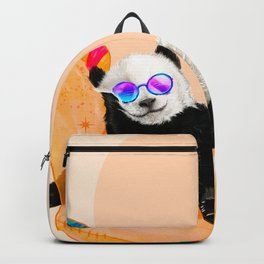 Chillin (Unicorn Panda) Backpack