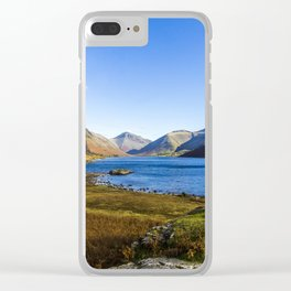 The Lake District Clear iPhone Case