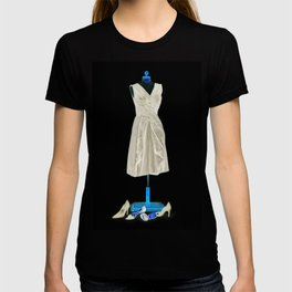 Mannequin with Shoes T-shirt