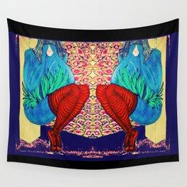 HOMBRE DE METAL - Serie HE Wall Tapestry