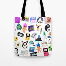 Only 90's Kids Will Understand Tote Bag