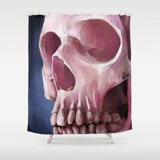 Skull 7 Shower Curtain