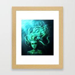 Forgotten Grudge Framed Art Print