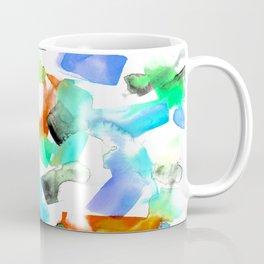 Funfetti #1, Valencia orange and mint Coffee Mug
