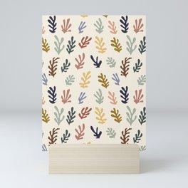 Henry Matisse Inspired Seaweed  Mini Art Print