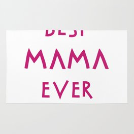 Mother's Day T-Shirt Rug