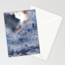 Swell sky Stationery Cards