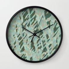 Jungle prints Wall Clock