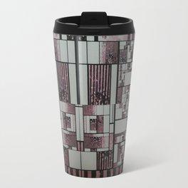 FX#509 - The Faded Geometric Travel Mug