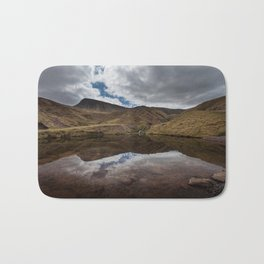 Llyn y Fan Fach Reflection Bath Mat
