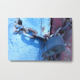Lockdown  Metal Print