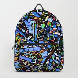 New Yorkers in New York Backpack