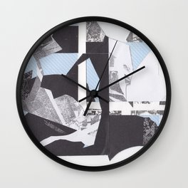 Train 2 Wall Clock
