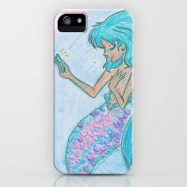 Drown Gender Roles iPhone Case