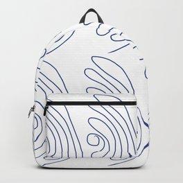Doodle Thinking Writing Backpack