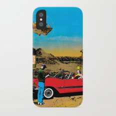 Out of place iPhone X Slim Case