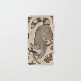 The Raccoon and Sycamore Hand & Bath Towel