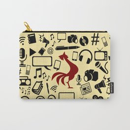 Advertising Carry-All Pouch