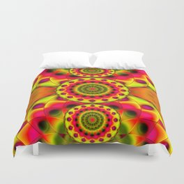 Psychedelic Visions G144 Duvet Cover