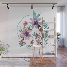 Bloomer Wall Mural