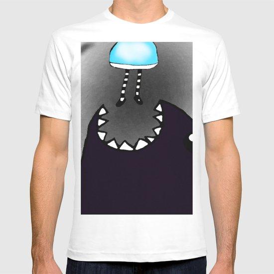Monster. T-shirt