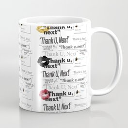 Thank you next Coffee Mug