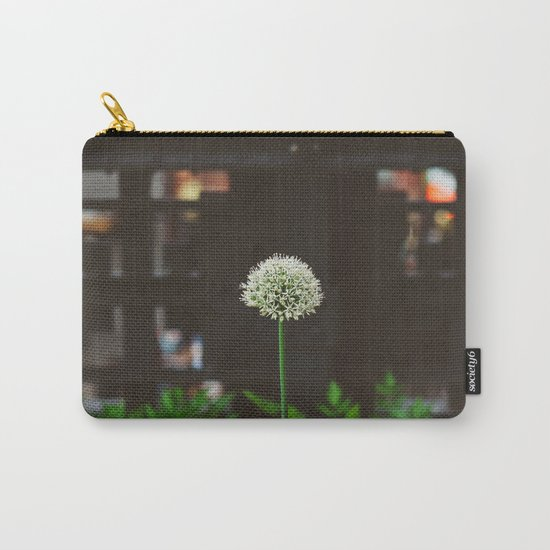 New York Garden Carry-All Pouch
