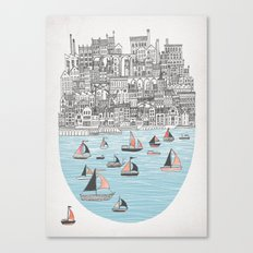 Joppa Canvas Print