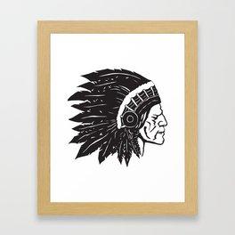 Indian Framed Art Print