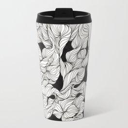 Abstract curlicues Travel Mug