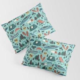 Lake Life - Summer Aqua Pillow Sham