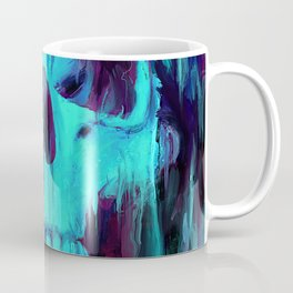 Calavera Painted Coffee Mug