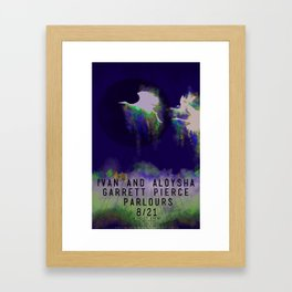 Ivan and Aloysha Framed Art Print