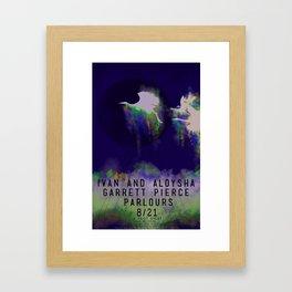 Ivan and Aloysha Framed Art Print