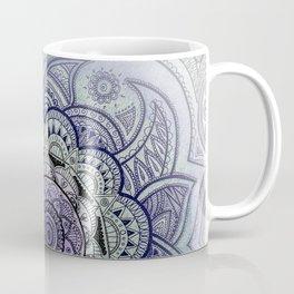 Mandala Violet Coffee Mug