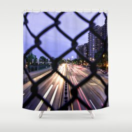 FDR Drive Shower Curtain