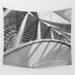 City of Arts and Sciences II | C A L A T R A V A | architect | Wall Tapestry