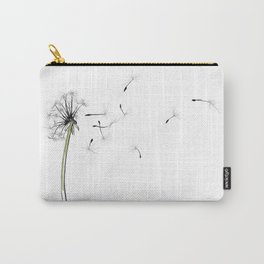 dandelion on the fish - flowers in the breeze Carry-All Pouch