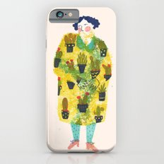 Ladies in yellow iPhone 6 Slim Case