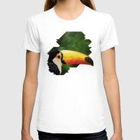 toucan T-shirts featuring toucan by gazonula
