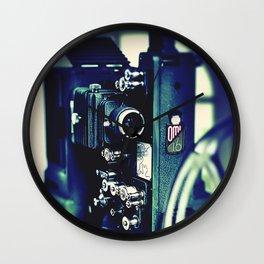 Cinefoto Vintage Wall Clock