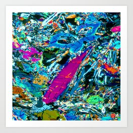 Rock and Roll #62 Art Print