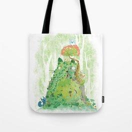 The Friendly Spirit Tote Bag