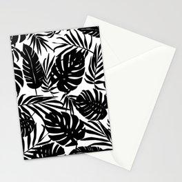 Urban Jungle White Stationery Cards