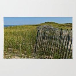 Cape Cod Beach Dunes Rug